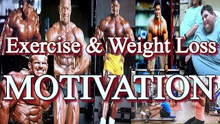 Exercise and Weight Loss Motivation | Lose Weight Now | Importance of Exercise | Workout Now