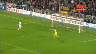Ростов - Зенит 3:0 Обзор Матча 24.04.2016 [HD] | РФПЛ 2015/16 25 тур