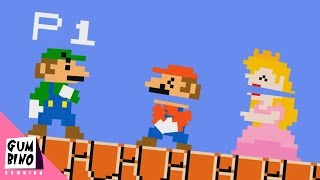 "Super Mario Parody | ""if Luigi was Player 1"""