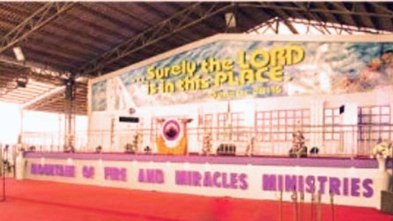 MFM Friday Prayer Rain 16th April 2021 with Pastor D.K. Olukoya