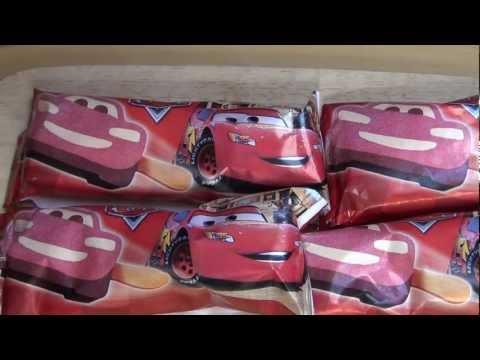 Disney Pixar Cars Stieleis Ice Cream