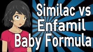 Similac vs Enfamil Baby Formula