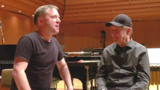 Watch part 2 of Colin Curries conversation with Steve Reich about his