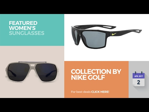Collection By Nike Golf Featured Women's Sunglasses
