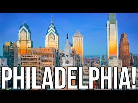 Road Trip Episode 4: Philadelphia Pennsylvania!!