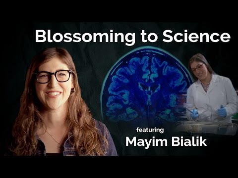 Sample video for Mayim Bialik