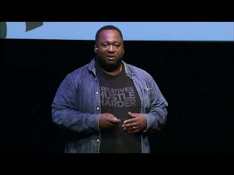 Branding Blackness by Design | Marshall L. Shorts | TEDxKingLincolnBronzeville