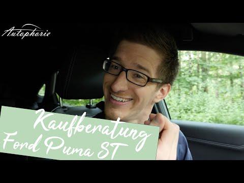 Kaufberatung: Ford Puma ST als Show&Shine oder Performance-Knaller [4K] - Autophorie