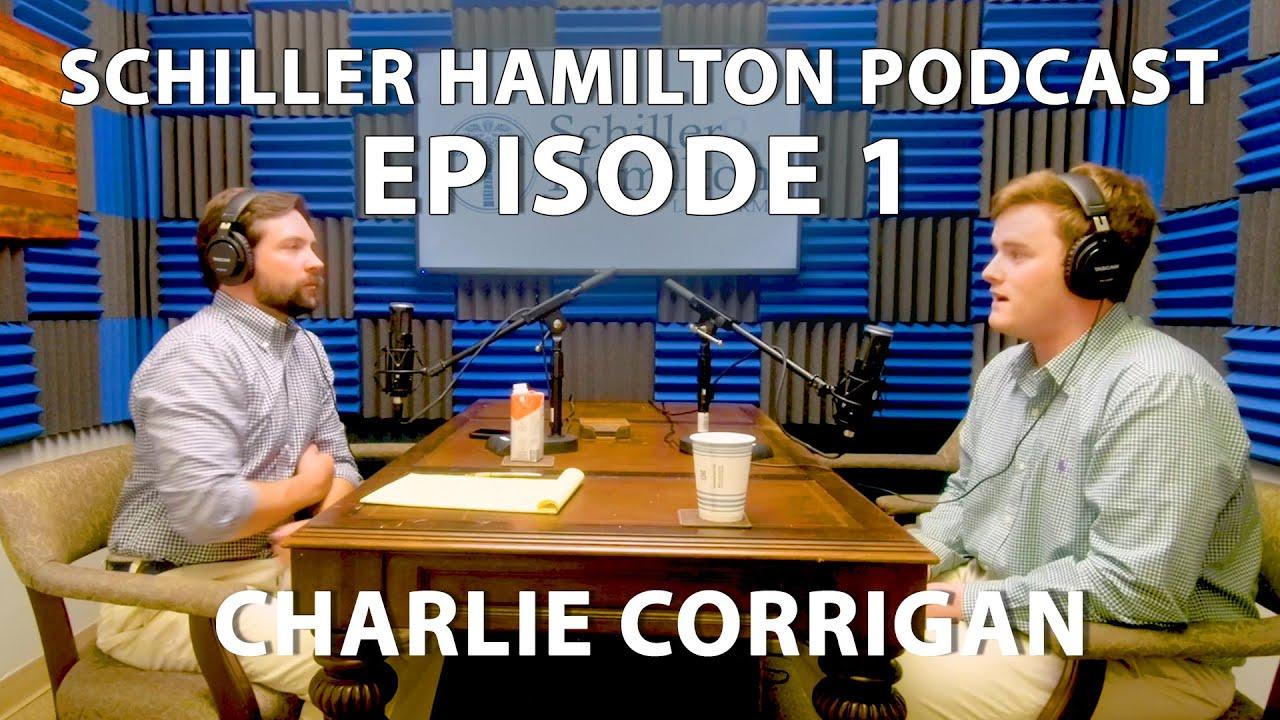 Podcast #1 | Charlie Corrigan