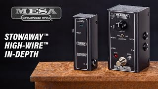 Mesa Boogie High-Wire Dual Buffer & Boost Video