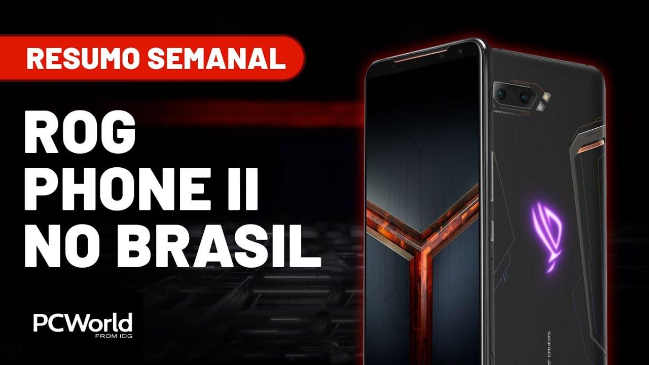 iPhone mais barato no Brasil; ROG Phone 2 com fabricação nacional [Notícias da Semana]