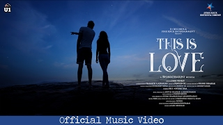 This Is Love - Official Music Video | Bhavatharini | U1 Records