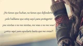Redimi2 ft Lucia Parker - Estoy Aquí; Letra.