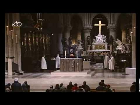 Messe du 14 février 2014