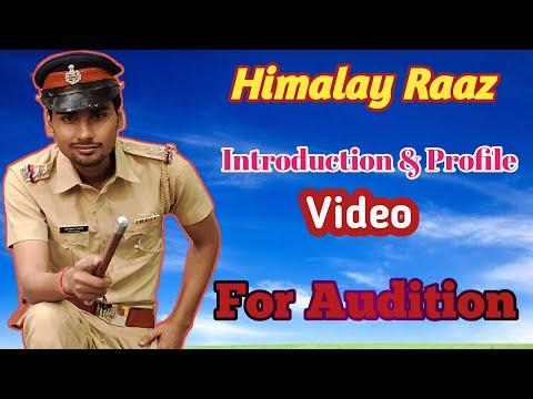 Profile video by Himalay Raaz