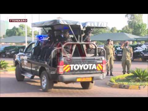 ENVUMBO KU KAYIHURA: Museveni agamba okugaanibwa okugenda mu America si kibonerezo