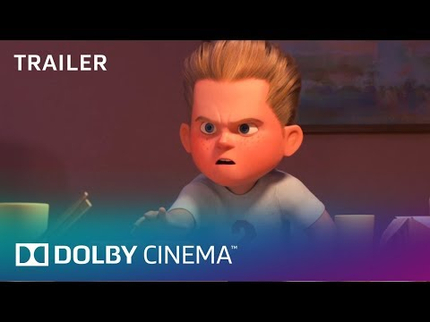 Incredibles 2 Official Trailer #2 | Dolby Cinema | Dolby