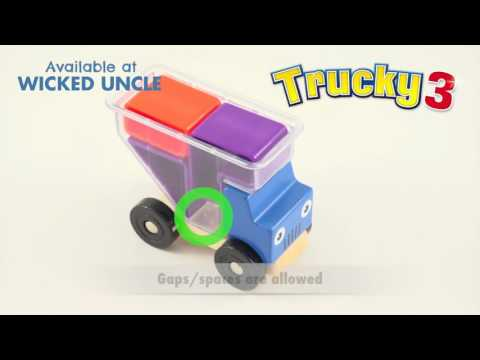 Youtube Video for Trucky 3 - Puzzle Game & Playset