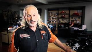 Richardson's Hobart Harley-Davidson - Our new store