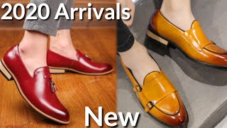 MENS NEW ARRIVALS LOAFER SHOES FORMAL SHOES CASUAL SHOES SANDAL COLLECTION 2020 FOR GENTS