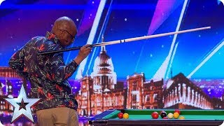 JOBO has a POOL PARTY on the BGT stage! | Auditions | BGT 2018