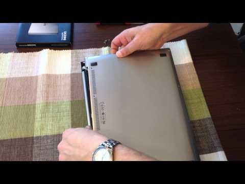 Akku Tausch beim Asus Ultrabook UX32V