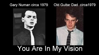You Are In My Vision - Gary Numan - Guitar Cover