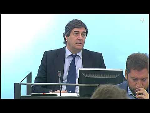 Intervención de José Ignacio Echániz durante el Grupo de Trabajo de la Unión Europea