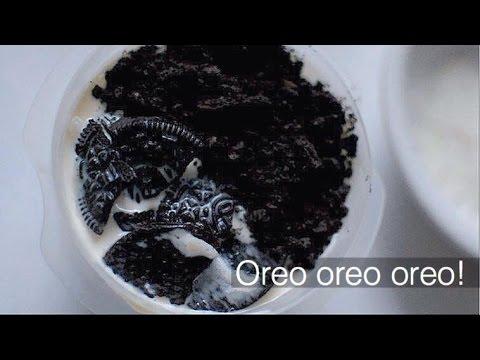 Video Super Easy Oreo Recipe | No Bake Ref Cake