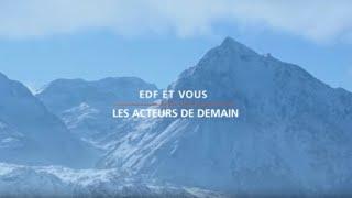 Reportage EDF pour les écoles
