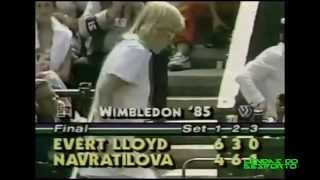 Martina Navratilova - A Lenda Checa/ The Czech Female Legend