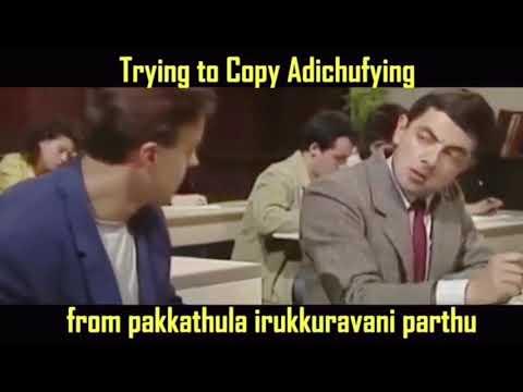 Tamil whatsapp status video (exam troll)
