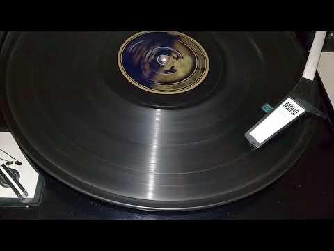 NIE KOCHAM CIE wyr. CHOR JURANDA z akomp. orkiestry  Syrena - Electro 78 rpm
