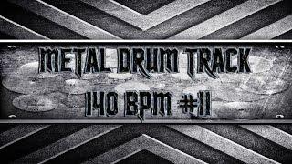 Progressive Black Metal Drum Track 140 BPM (HQ,HD)