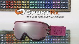 Smith Showcase OTG Snow Goggle (Asian Fit)