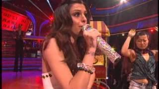 Cher Lloyd ~ Want U Back ~ DWTS ~ 10/2/12