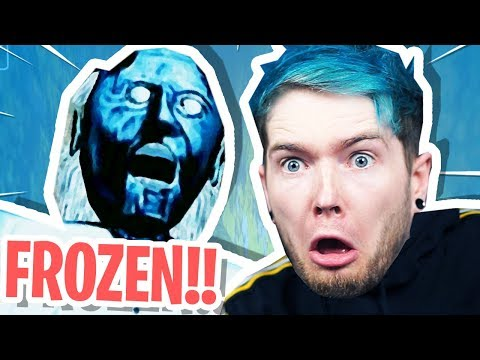 THAT'S FROZEN GRANNY! | NEW Granny Update (видео)