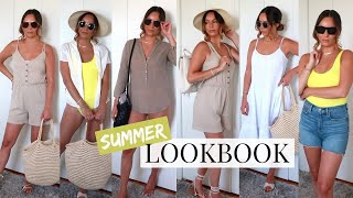 What To Wear To The Beach | SUMMER LOOKBOOK 2020