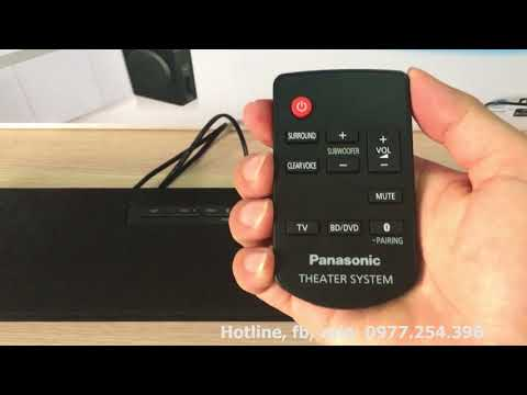Loa Soundbar Panasonic SC-HTB18  - 0977254396