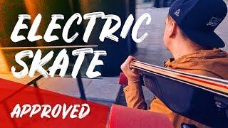 Электроскейт замена автомобиля? Обзор электроскейта Approved