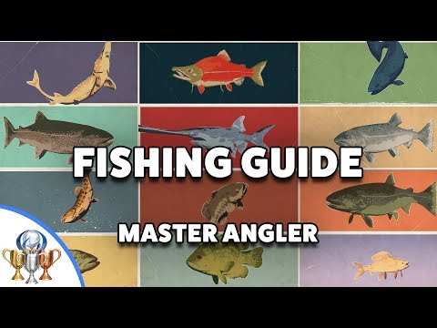 Far Cry 5 Ultimate Fishing Guide – All Fish, Rods and Hard Locations – Hope County Master Angler