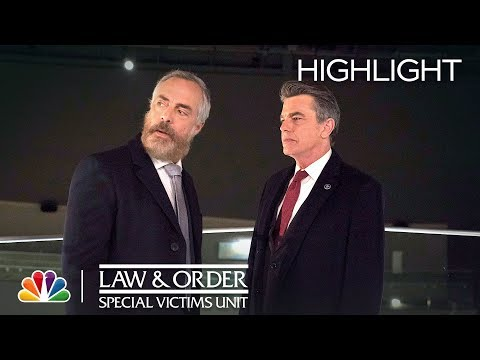 Benson and Dodds Come at the King - Law & Order: SVU (Episode Highlight)