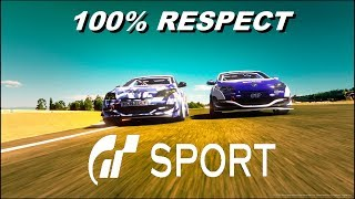GT Sport 100% Respect - Perfect Defense GR.4 Daily Race @Bathurst