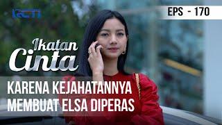 Ikatan Cinta 21 Februari: Elsa Tersudut, Ia Akan Diceraikan Nino setelah Kelicikannya Terbongkar