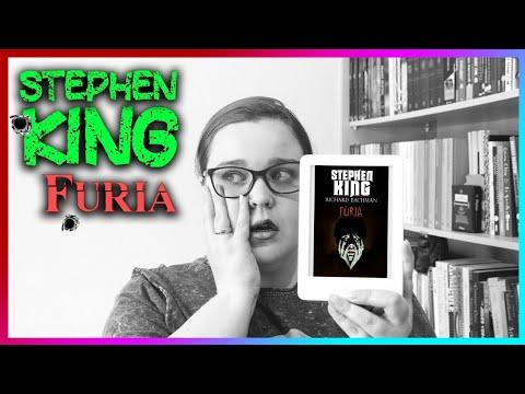 Quem é Richard Bachman e Fúria [Rage], o livro proibido de Stephen King | Li num Livro