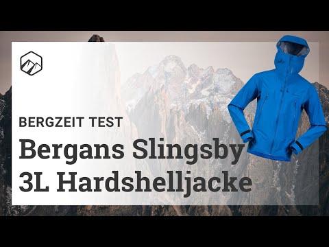 Im Test: Bergans Slingsby 3L Hardshelljacke | Bergzeit