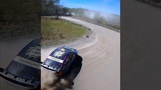 Rally Drift ???? FPV Drone shot