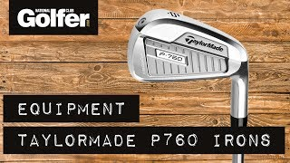 TaylorMade P760 Irons Review | How does a progressive iron set work?