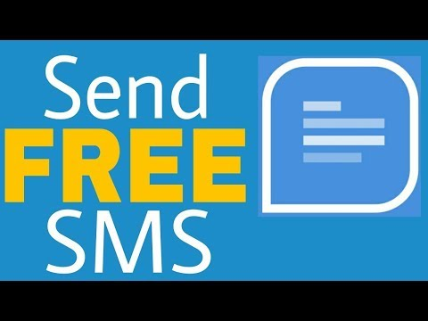 Send SMS to anyone Free