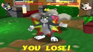 Tom và Jerry đánh nhau - Tập 2 - Cuộc chiến trong vườn